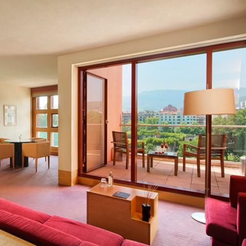 Habitación Hotel Melia
