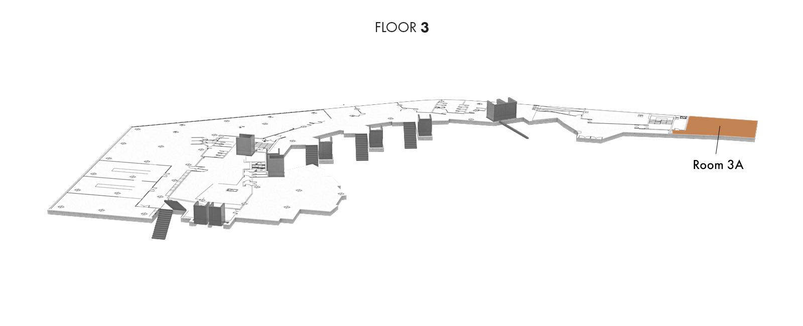 Room 3A, Floor 3 | Palacio Euskalduna Jauregia
