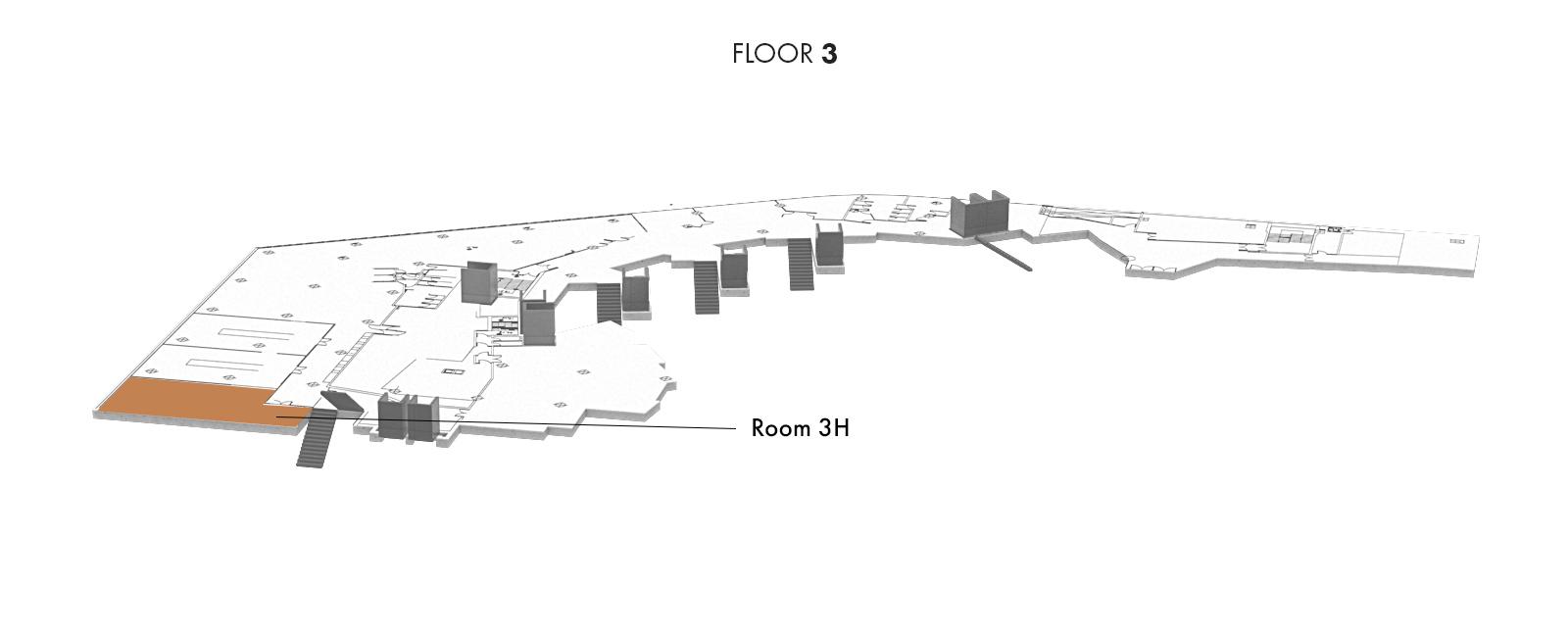 Room 3H, Floor 3   Palacio Euskalduna Jauregia