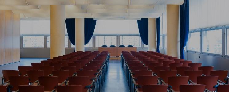 Sala R1, R2, R3 - Palacio Euskalduna