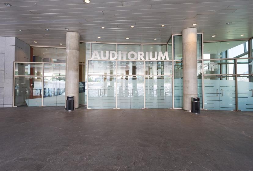 Entrada 1 Auditorium