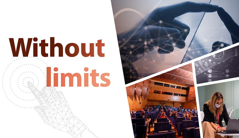 Without Limits | Euskalduna Hybrid tu evento Híbrido online y presencial